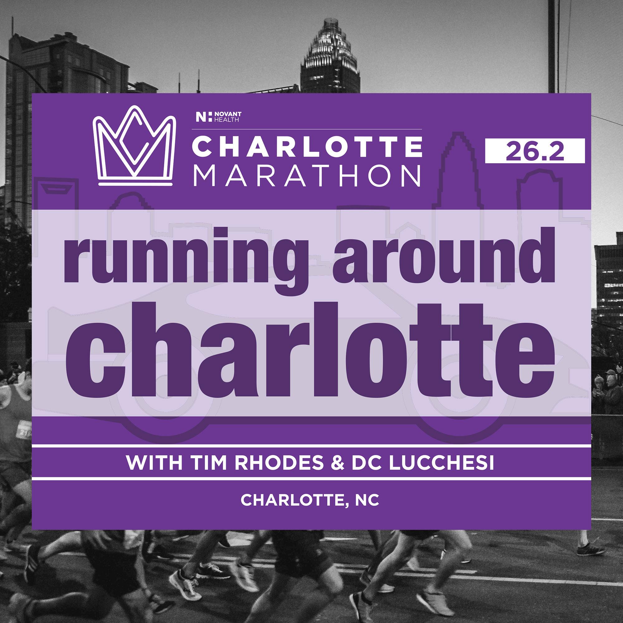 Running Around Charlotte